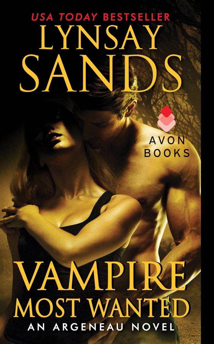Vampire Most Wanted: An Argeneau Novel By Lynsay Sands ($699) Http: