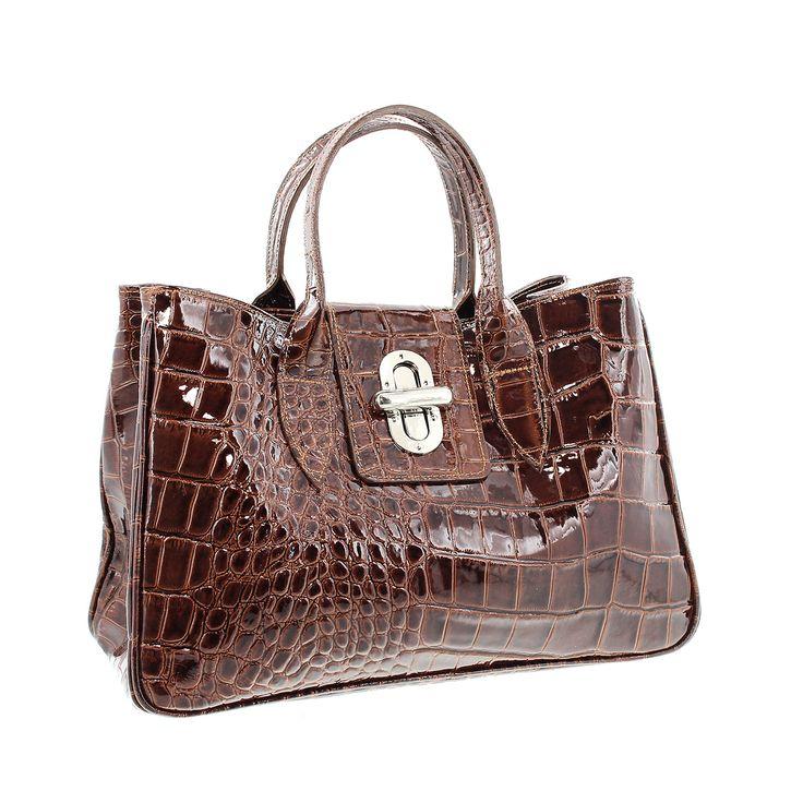 #IOIOMIO #Ledertasche #Handtasche #Lack #kroko #mynewbag