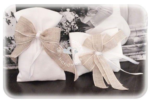 sacchettini matrimonio - Cerca con Google