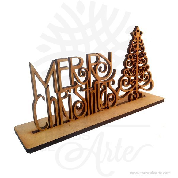 Hermoso Merry Christmas en MDF de 6 mm, cortado con láser.Este es un maravilloso regalo, suvenir; empresarial o para amigos y familiares. LaNavidad(enlatín:nativitas,'nacimiento'), también llamada coloquialmente «pascua», es una de las festividades más importantes delcristianismo, junto con laPascua de resurrecciónyPentecostés. Esta solemnidad, que conmemora el nacimiento deJesucristoenBelén, se celebra el25 de diciembreen laIglesia católica, en laIglesia anglicana, en…