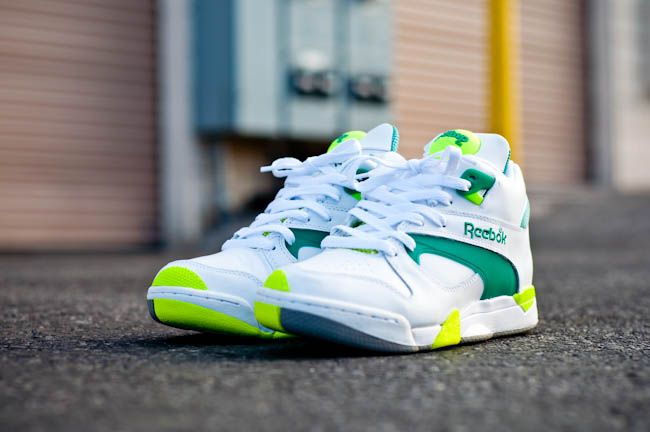 Reebok Court Victory Pump Chang