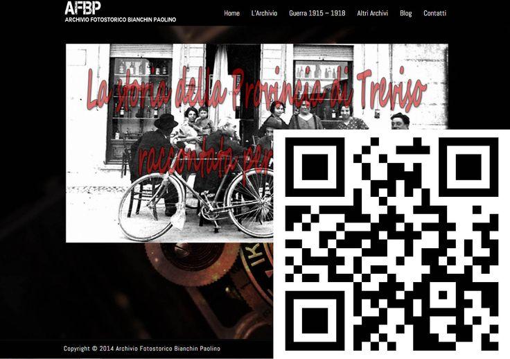 Il sito è Responsive (visualizzabile su tutti i dispositivi)! Visitatelo e visitate la nostra pagina Facebook: https://www.facebook.com/archivistoricibianchin
