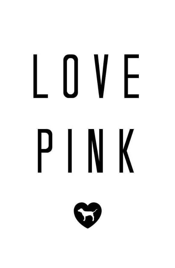 Pink Brand Logo Wallpaper Victoria Secret Pink Wallpaper Pink Wallpaper Pink Nation Wallpaper