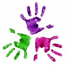 Crafting Ideas for Children Keep it Simple: Hands Prints, Crock Pots Dinners, Classroom Freebies, United Study, Clip Art, Classroom Management, Preschool Crafts, Paintings Recipes, Preschool Art