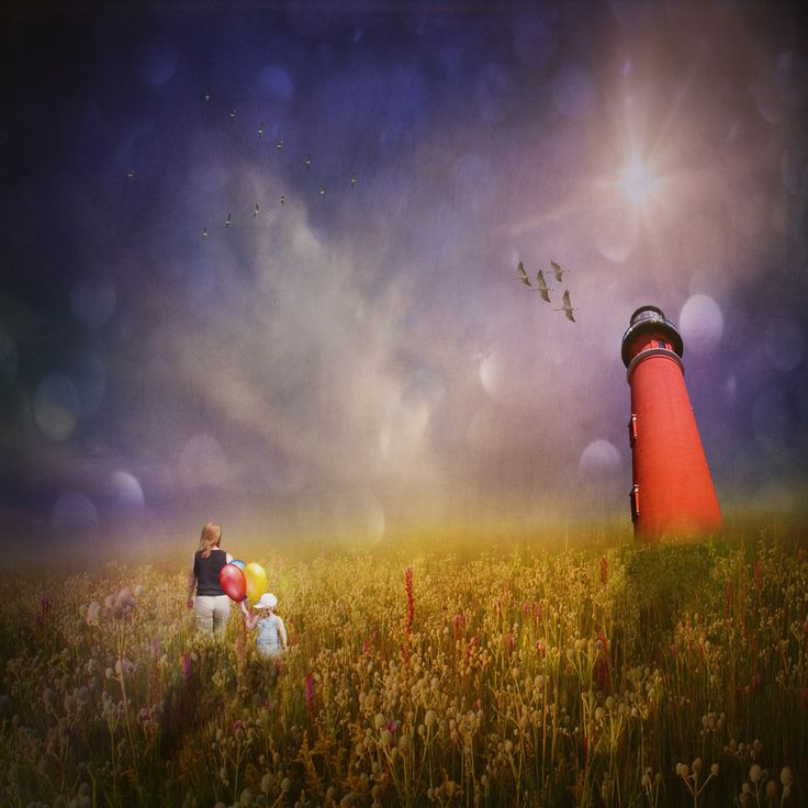 Lighthouse by Marina Pierre on 500px