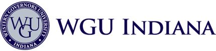 What is WGU Indiana? WGU Indiana is a competency-based online university established by the state of Indiana in partnership with Western Governors University, offering affordable access to quality higher education for working adults in the state. Over 50 accredited online bachelor's and master's degree programs in high-demand career fields  Flexible online study, allowing you to balance work, family, and academics. Personalized, mentor-guided programs. Affordable, flat-rate tuition fees.