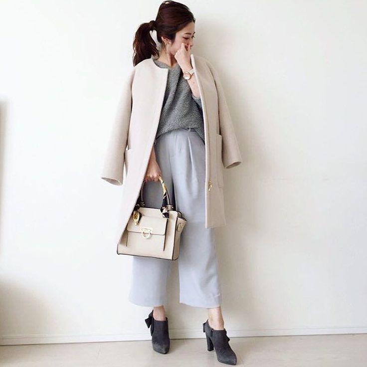 .  トーンを統一したミニマルスタイルが素敵な綺麗めコーデ  Photo by @ma_anmi   Outer... #iena  Top... #macphee  Bottom... #uniqlo  Shoes... #ginzakanematsu  Bag... #fifth  Watch... #klasse14   MINE公式アプリではファッションを中心とした動画を毎日更新中 プロフィールリンクからDLできます   ハッシュタグ#mineby3mootdを付けたコーディネートを募集中紹介させていただくことも  #mineby3mootd #MINEBY3M #ootd #outfit #fashion #coordinate #instafashion #beaustagrammer #fashionista #outfit #igfashion #カジュアルコーデ #コーディネート探検隊 #お洒落さんと繋がりたい