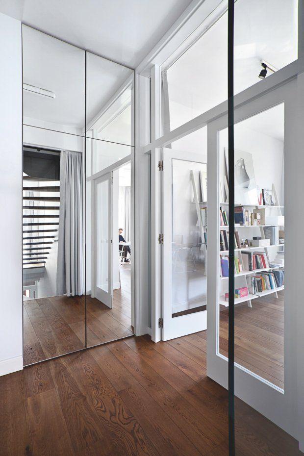 Zdjęcie numer 3 w galerii - Białe wnętrza warszawskiego domu z lat 20.