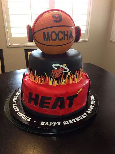 miami heat birthday