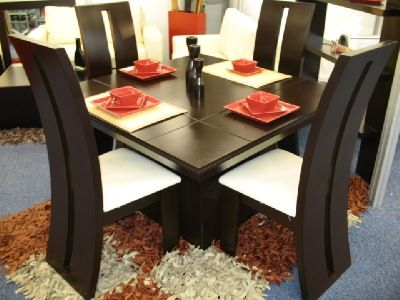 Comedor Contemporáneo | estilo contemporáneo | Dining furniture ...