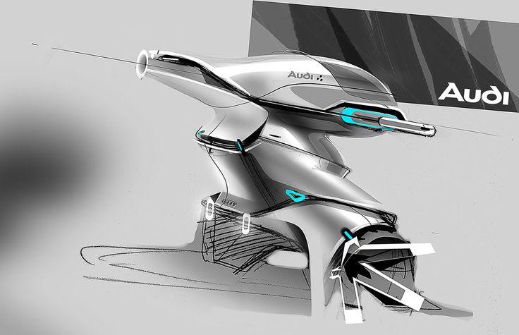 Sketches we like / Digital Sketch / Random sketch / rendering   Jason Chen on Behance