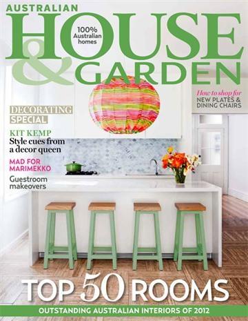 Australian House and Garden Magazine