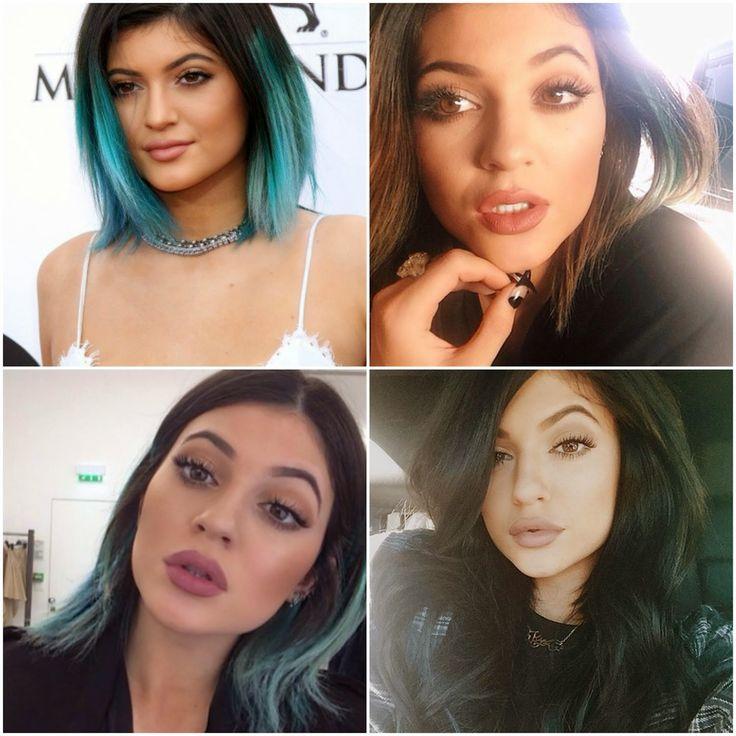 A transformação da Kylie Jenner