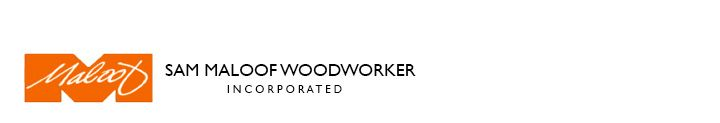 Sam Maloof Woodworker