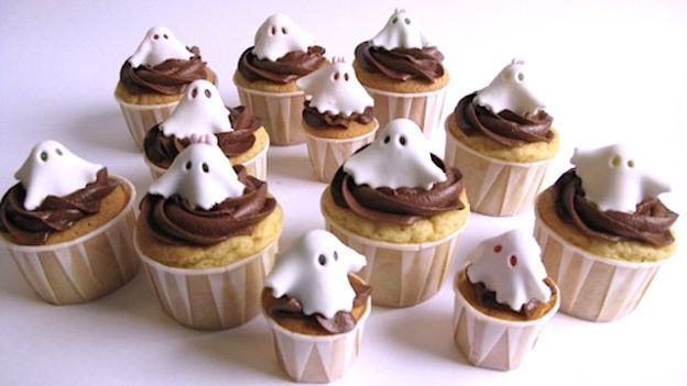 Come fare dei facili cupcakes per Halloween