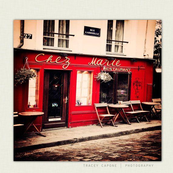Chez Marie, Montmarte