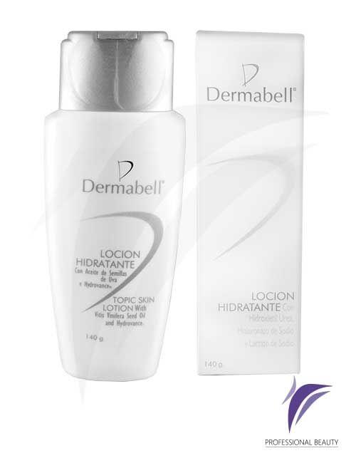 Loción Hidratante Topic Skin 140g: Fórmula de hidratación profunda con ácido hialurónico y principios naturales que aumentan la elasticidad y la hidratación de la piel.