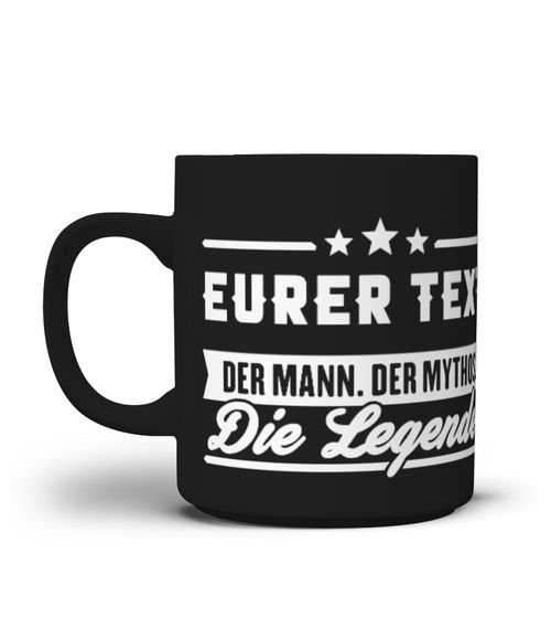 Der Mann Der Mythos Die Legende Anpassbarer (*Partner Link)