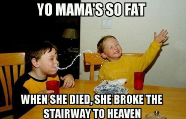 Insults  10 great 'yo momma' jokes for Mother's Day | NJ.com