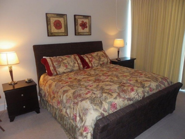 Unit 2102 Master Bedroom