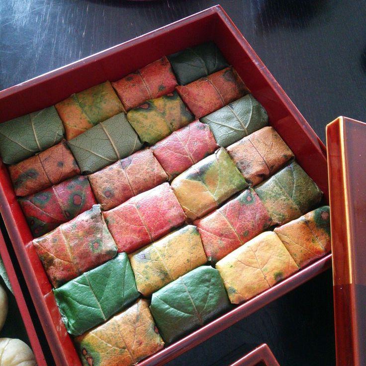 2014 柿の葉寿司