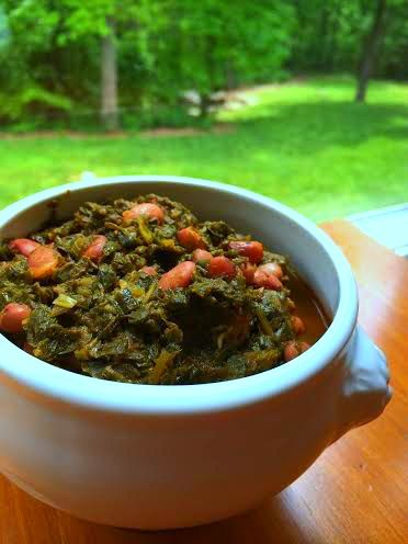 <p>Ghormeh what?! Often one of the most marveled foods in Persian cuisine, ghormeh sabzi is by far my favorite Iranian dish. Traditionally, ghormeh sabzi is made with beef or chicken, and you can totally make it that way if you choose. I opted to a vegetarian/vegan version of ghormeh sabzi …</p>