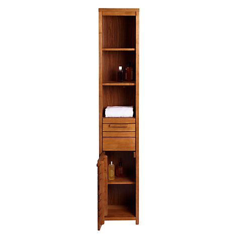 Buy John Lewis Cayman Bathroom Tallboy Online At Johnlewis.com