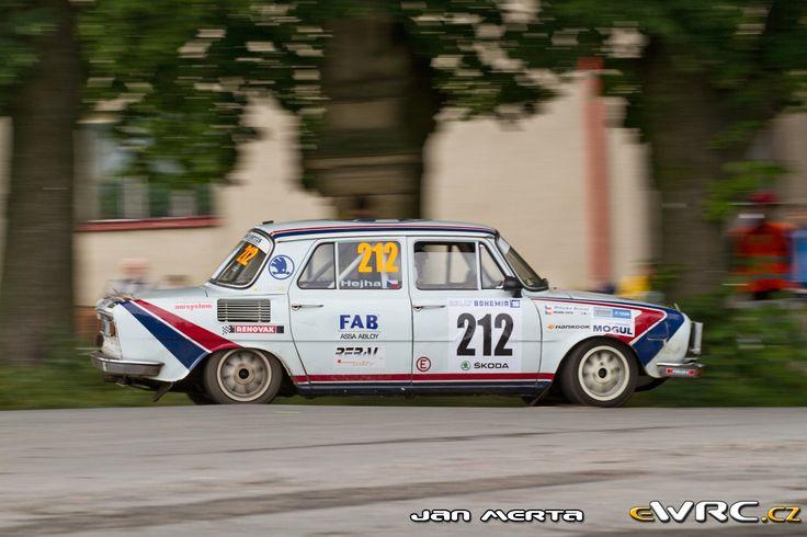 Rally Bohemia Historic 2016