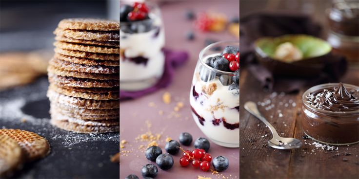 Culinary photography: 10 tips to develop your creativity.