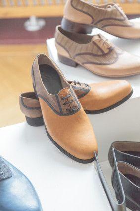 Autorská kolekce pánské obuvi - Vlastimila Máchalová, Ateliér Design obuvi, FMK UTB Zlín, fashion, shoes, foto: Filip Beránek #design #czechdesign
