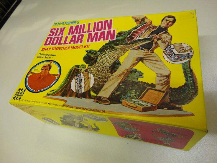 1000+ images about Six million dollar man/bionic woman on ...