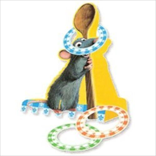 Ring Toss Game! http://hardtofindpartysupplies.com/Ratatouille-Kids-Birthday-Party-Supplies
