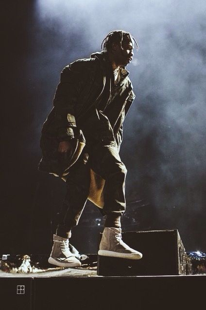 Travi$ Scott.