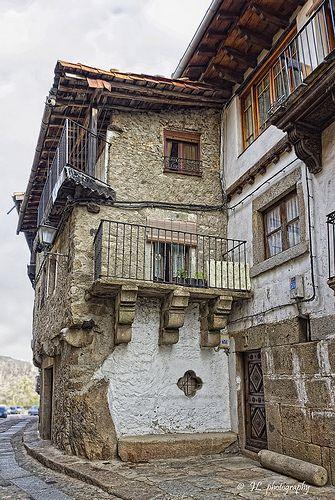 La Alberca (Salamanca) Spain