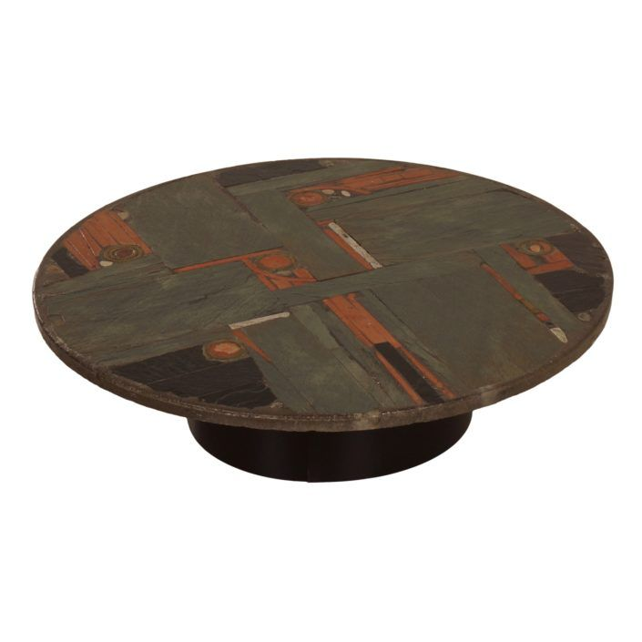 Ztijl Design Stone Coffee Table Coffee Table Coffee Table Wood