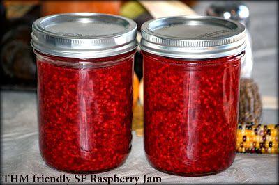 Little Country Cabin: SF Raspberry Vanilla Jam (THM FP)