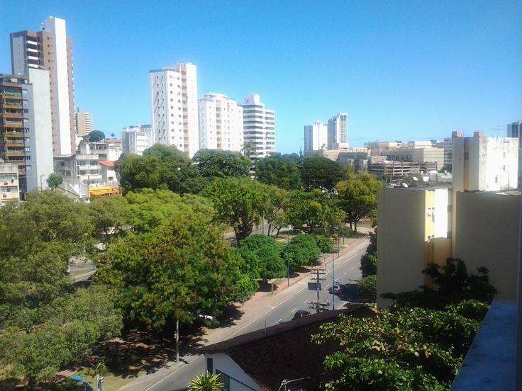 Salvador Centenario Avenue