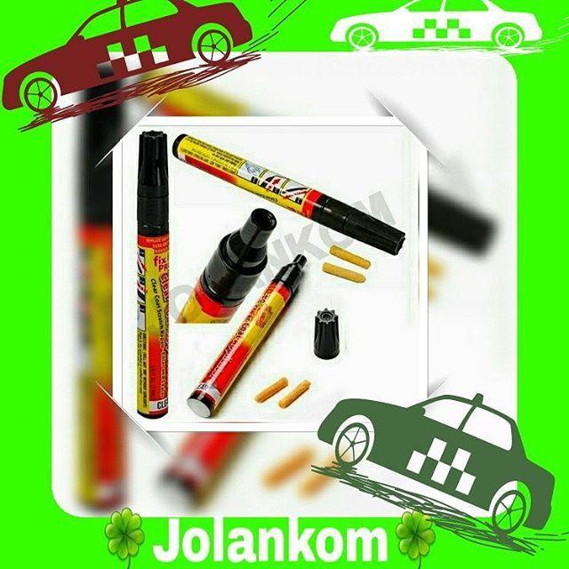 Kredka na rysy lakieru samochodu pasuje  do każdego  koloru lakieru. Zapraszamy do naszego sklepu  Prodekol  www.prodekol.sklepna5.pl #kredka #rysy #lakier #samochód #auto #blacharz #prodekol #sklep #skleponline #firmajolankom  (w: Sklep online ProdEkol dla domu i ogrodu oraz 1001 drobiazgów)