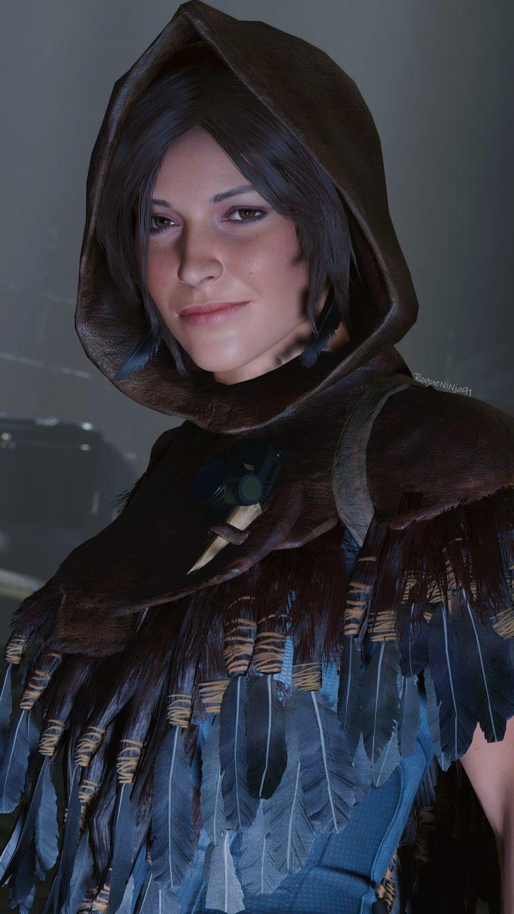 Lara Croft SOTTR in 2020   Tomb raider, Resident evil girl