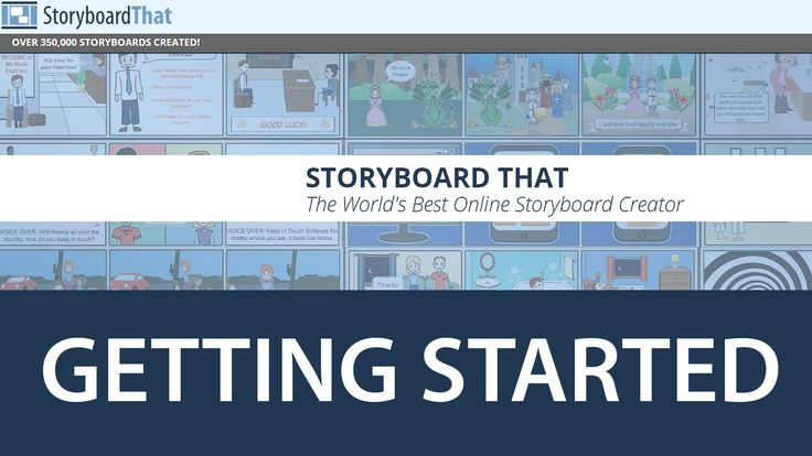 This quick and fun video will teach you how to start using the Storyboard That storyboard creator! Learn how to drag, drop, upload, flip, pose and more. ----...