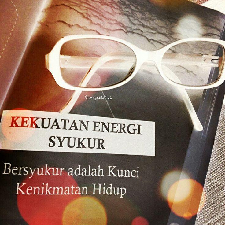Kekuatan Energi Syukur👓