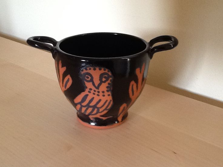 8 best images about my greek pottery on pinterest vases for Ancient greek pottery decoration