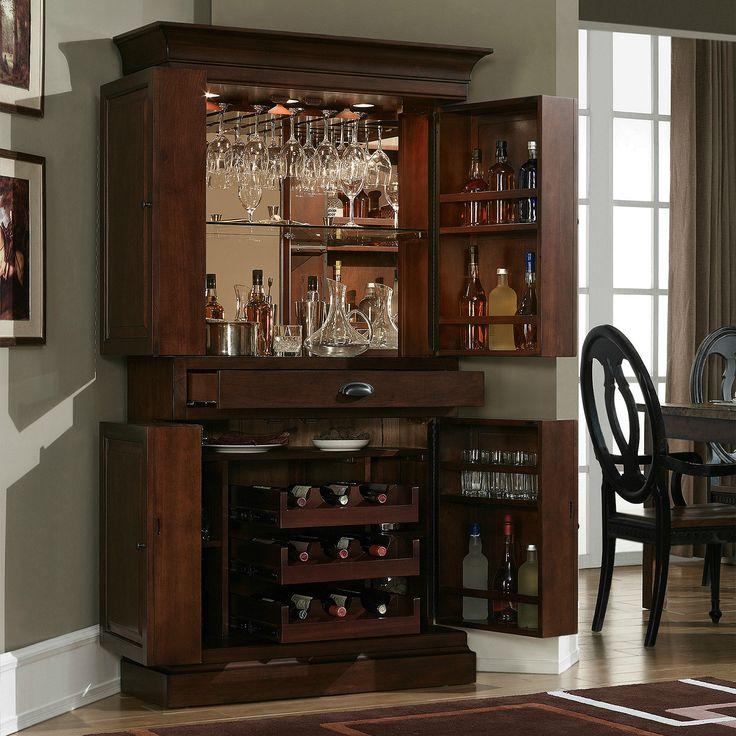 Home Built Kitchen Cabinets: Best 25+ Corner Liquor Cabinet Ideas On Pinterest