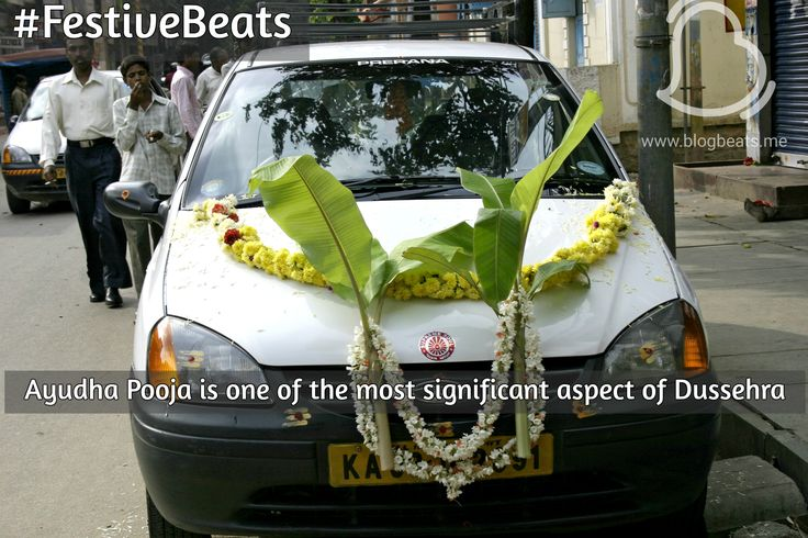 Veneration of vehicles or Implements as part of #AyudhaPuja #Navratri #Dussehra #Astrapooja