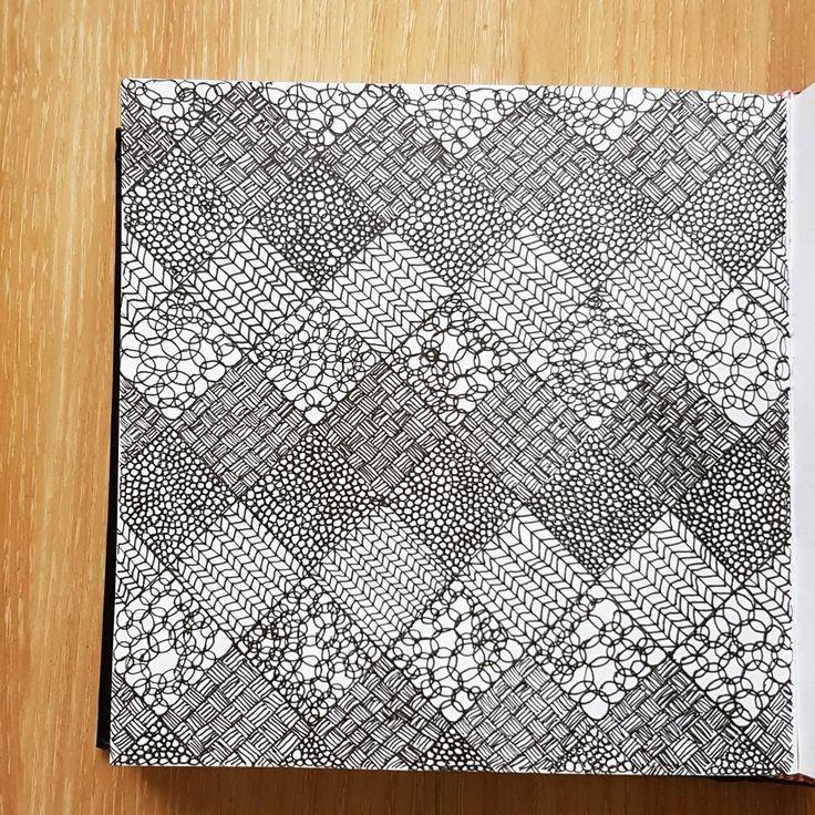 (@_barboring)  #illustration #drawing #sketch #sketchbook #sketching #barboring #doodle #art #pattern #patterndesign