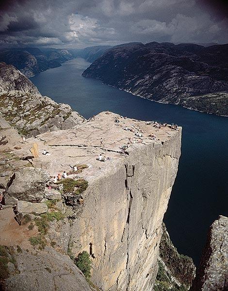 Norway - Prekestolen