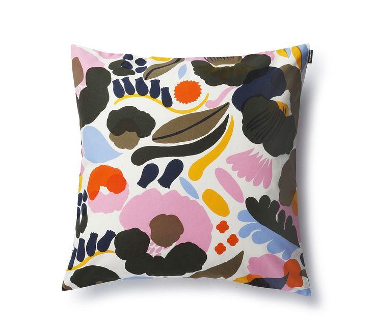 Marimekko Hattarakukka Cushion Cover 50x50 - Cushion Covers - Marimekko