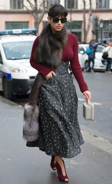 Модная арабская принцесса: 5 секретов стиля Дины Абдулазиз   Журнал Cosmopolitan