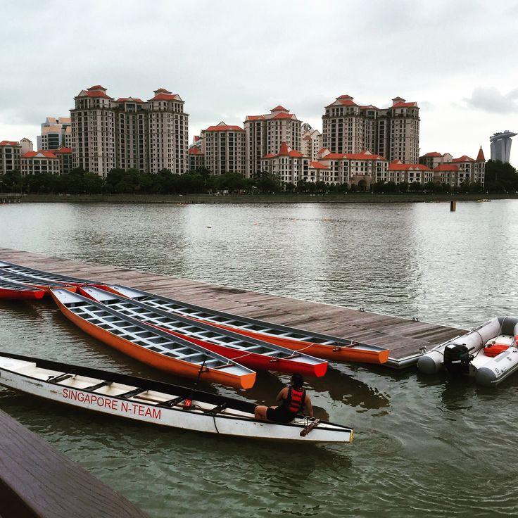 May 2016 be a smooth sail. - Kallang River Bank