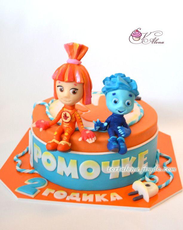 Фиксики. - Кондитерская - Babyblog.ru